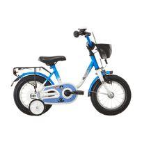 Vermont - Vélo Enfant - Capitaine - Vélo enfant 12 pouces - bleu/blanc
