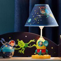 Lampe enfant Outer Space chevet bureau veilleuse chambre bébé garçon  TD-12335AE
