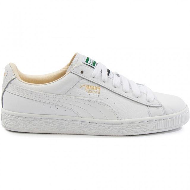 9c6e6edf0f1c Puma - classic lfs - pas cher Achat / Vente Chaussures basket -  RueDuCommerce