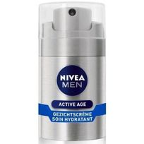 Nivea - For men Active âge soin hydratant anti-rides Dnage - 50ml