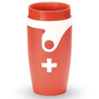 Neolid - Mug Isotherme Twizz 35 Cl - Montana-rouge-blanc