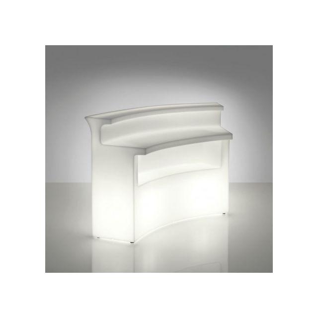 slide break bar lumineux pas cher achat vente borne potelet rueducommerce. Black Bedroom Furniture Sets. Home Design Ideas