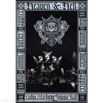 Spv - Heaven And Hell - Live DVD + Dcd Coffret De 3 Cd - Edition simple