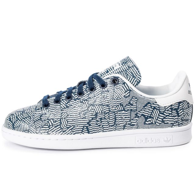 basket adidas stan smith bleu femme