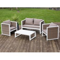 Salon jardin acacia - catalogue 2019 - [RueDuCommerce - Carrefour]