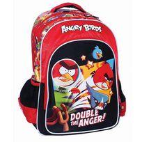 Angry Birds - Sac à dos 42 Cm rouge- noir