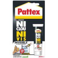 Pattex - Mastic Ni clou ni vis invisible 40 ml