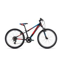 Cube - Vélo Enfant Kid 240 Black'n'flashred'n'blue 2018