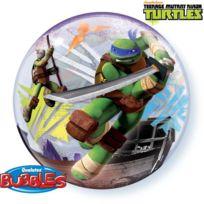 Qualatex - Ballon Bubble Tortue Ninja