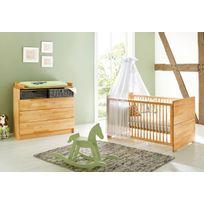 chambre bebe bois massif - Achat chambre bebe bois massif pas cher ...