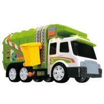 John World - Camion poubelle animé