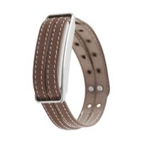 Made For Xperia - Mfx Made In Paris Bracelet Brun Pour Sony Xperia Smartband Swr10