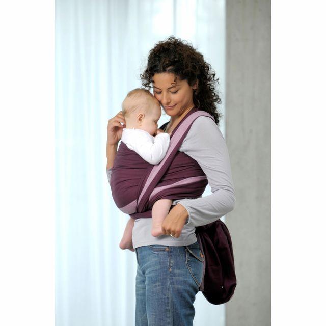 8e1a92696fb1 Amazonas - Echarpe de portage Carry Sling Berry 5.10 M Naissance à 3 ans - pas  cher Achat   Vente Porte-bébés - RueDuCommerce