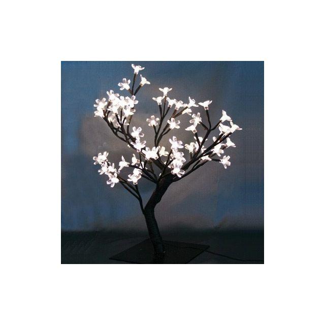 Touslescadeaux Arbre Lumineux - 48 Led - Led blanches