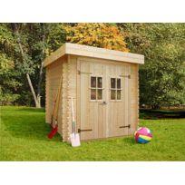 Dedans Dehors - Abri de jardin bois Lanten - 3.47 m2