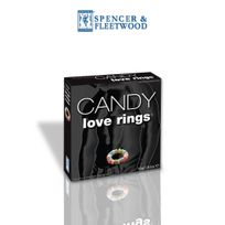 Spencer & Fleetwood - Anneau Bonbons Love Rings