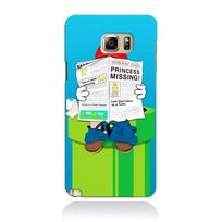 Générique - Coque Galaxy Note 5 - Mario Toilette