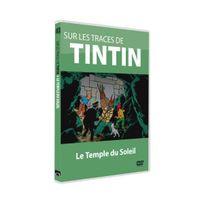Citel Video - Sur les traces de Tintin - Vol. 4 : Le Temple du Soleil