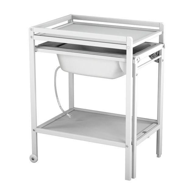 Ateliers T4 Table A Langer Baignoire Pas Cher Achat Vente