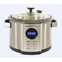 KITCHEN CHEF - multicuiseur 4,5l 700w inox - kc-387