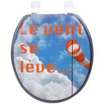 abattant wc humour - Achat abattant wc humour pas cher - Rue du Commerce