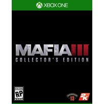 2K - MAFIA 3 COLLECTOR EDITION - XBOX ONE