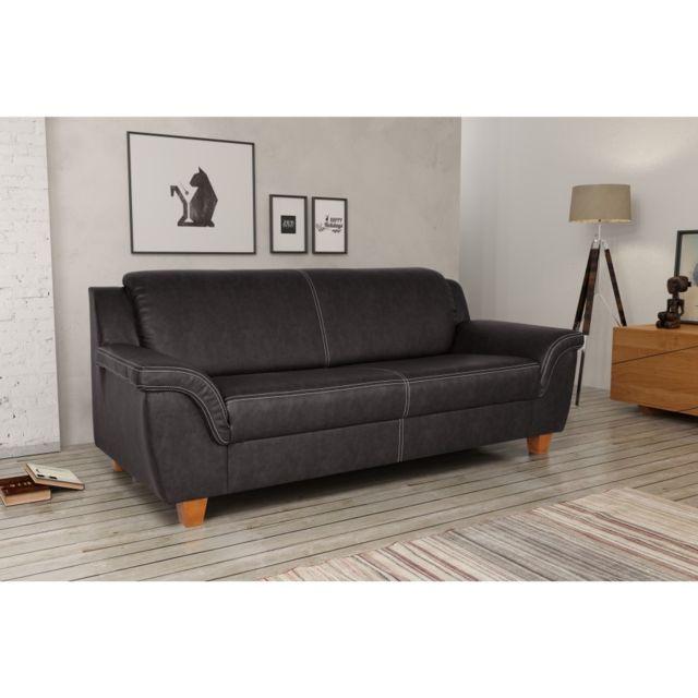 Rocambolesk Canapé Latina Lux 3 Kos 07 antr sofa divan
