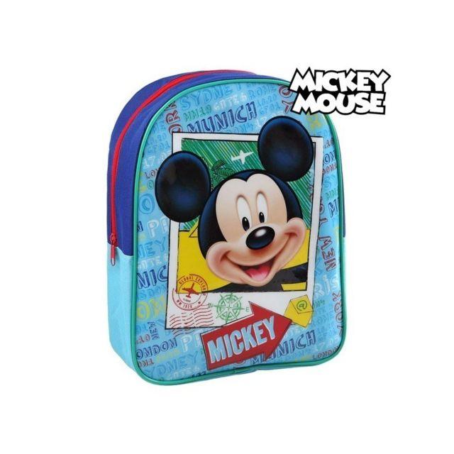 7444bdea94 Mickey Mouse - Sac à dos enfant 31230 - pas cher Achat / Vente Cartables,  sacs à dos primaire - RueDuCommerce