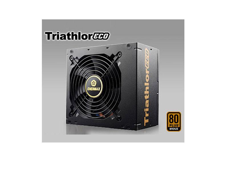 Alimentation modulaire Triathlor ECO 650W - 80+ Bronze
