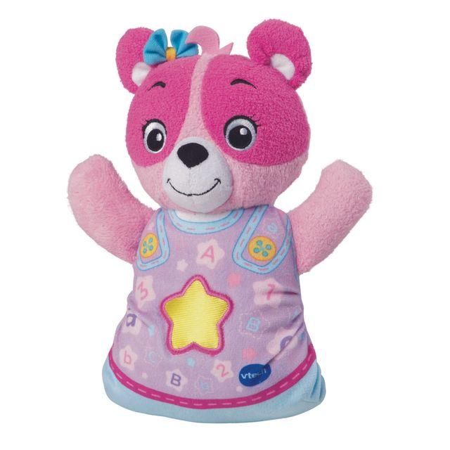 VTECH - Mon ourson à merveilles rose