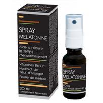 Aquasilice - Spray mélatonine