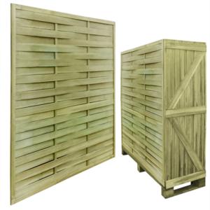 cloture bois 180×180