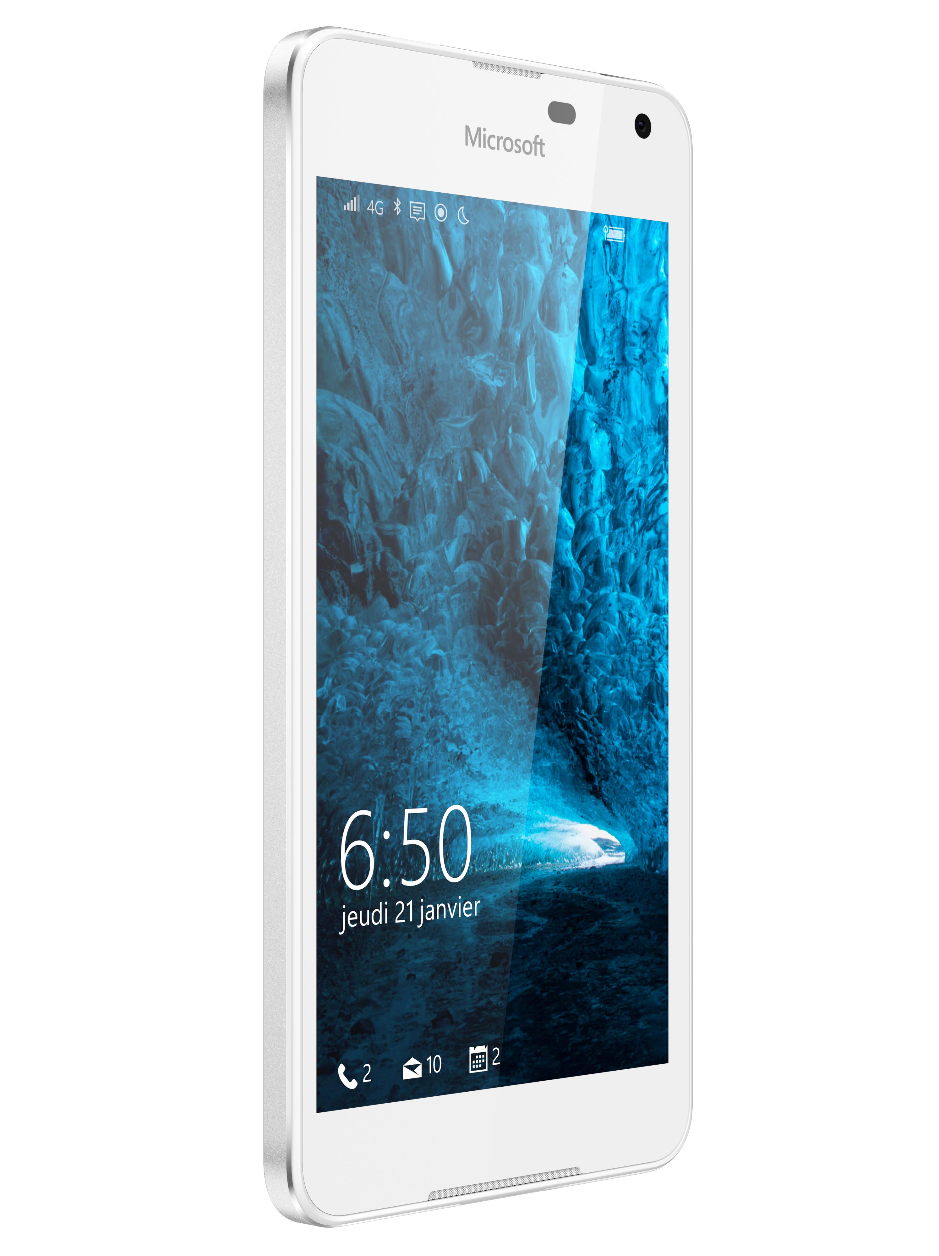 Lumia 650 White