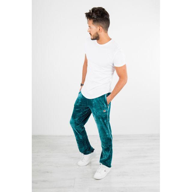 FILA Pantalon jogging velours Cyrus