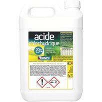 Onyx - Acide chlorydrique 23 % 5l