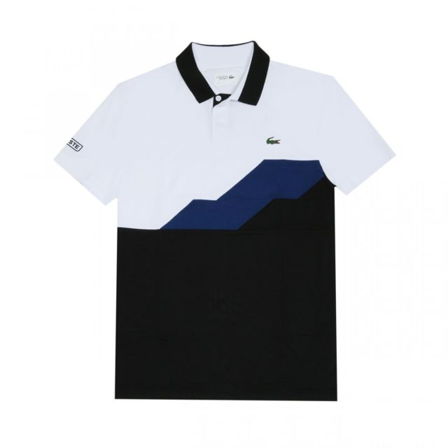 Dh9483 Lacoste 00elm Achat Vente Blanc Pas Cher Polo nyN8wOmv0