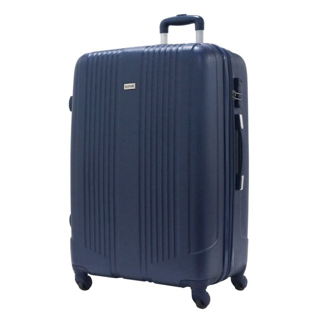ALISTAIR - Valise Grande Taille 75cm - Airo - Abs Ultra Leger - 4 Roues