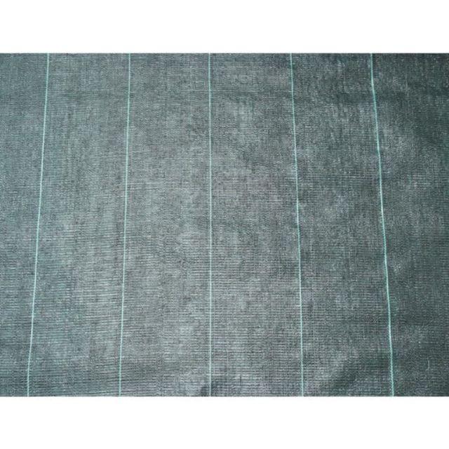 PAILLAGE - VOILE - PROTECTION CULTURE Toile de paillage paysages - PP tissé noir 5,2 X 5m