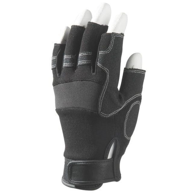 Eurotechnique Gants mitaines Mechanical Lot de 12