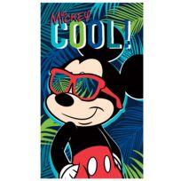 Mickey - Drap de plage Cool 100% coton