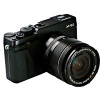FUJI - X-E2 Noir + Objectif 18-55mm F 2.8