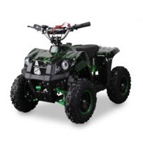 Fast And Baby - Pocket Quad 49cc Grizzly Noir