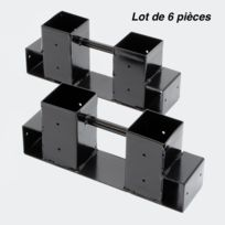 rangement pour bois de chauffage interieur achat rangement pour bois de chauffage interieur. Black Bedroom Furniture Sets. Home Design Ideas