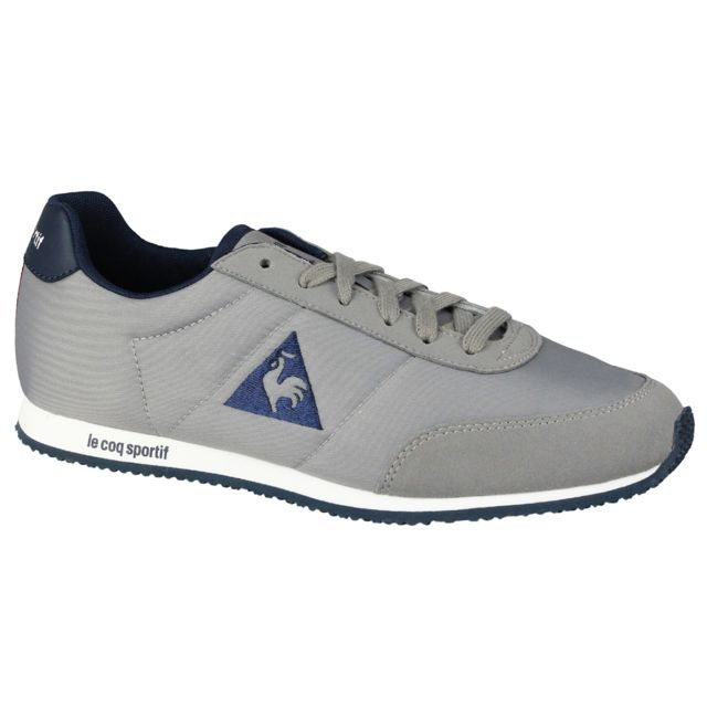 Homme 39 Chaussure Coq Racerone Wprwq7 Nylon Gris Sportif Le Taille 4pqX8aw
