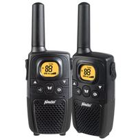Alecto - Jeu de talkie-walkie Fr-26ZT noir