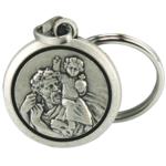 Altium - Porte-clés saint Christophe 650110