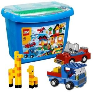 lego bo te de briques de luxe bricks more pas cher achat vente lego rueducommerce. Black Bedroom Furniture Sets. Home Design Ideas