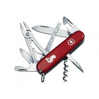 Victorinox - Couteau suisse Angler rouge 91mm