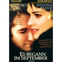 Concorde Home Entertainment Gmbh - Autumn In New York IMPORT Allemand, IMPORT Dvd - Edition simple