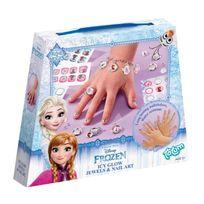 Totum - Création de bijoux et vernis à ongles Icy Glow La Reine des Neiges Frozen